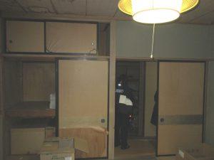 2階和室B施工前