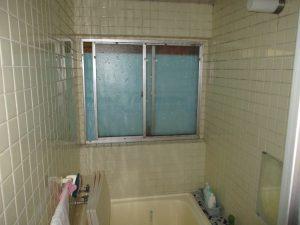 浴室A施工前
